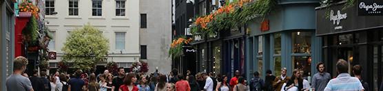 Broadwick Street London Electrical Contract