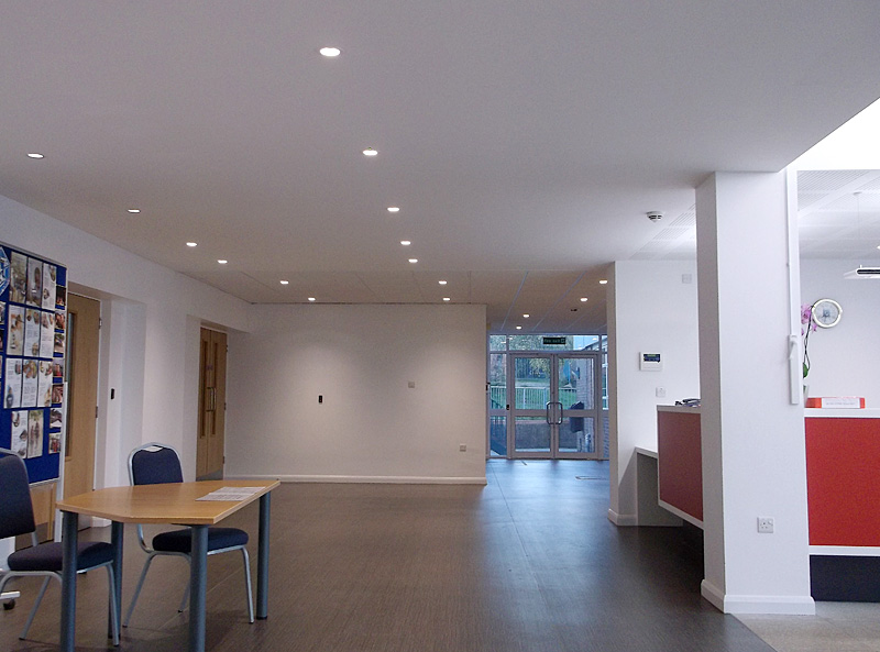 Commercial Electrical Contractors Fire Alarms