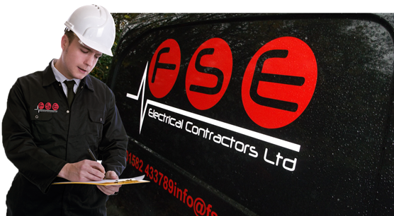Electrical Contractors in Bedford